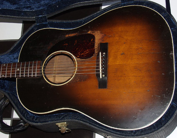 Dating gibson j-45